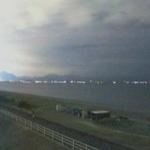 沼津市大塚から見える駒河湾ライブカメラ