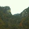 昇仙峡のシンボル「覚円峰」ライブカメラ