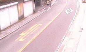 箱根全山 宮ノ下の道路状況ライブカメラと雨雲レーダー/神奈川県箱根町