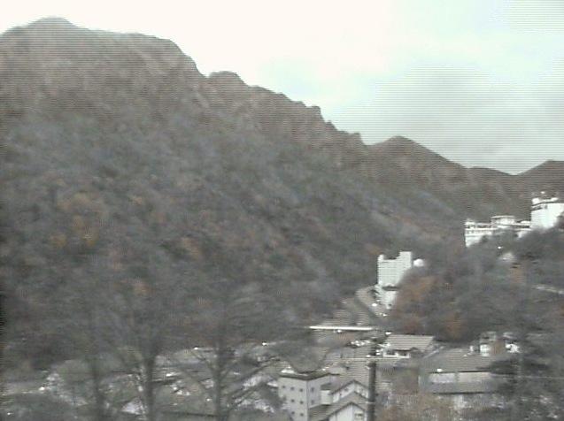 層雲峡温泉 ライブカメラと雨雲レーダー/北海道上川町