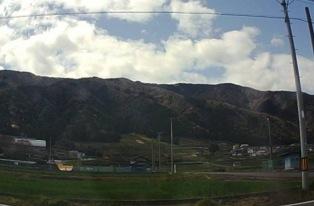 池田山フライトエリアライブカメラと雨雲レーダー/岐阜県池田町