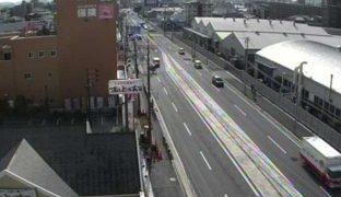 国道419・153号・301号・248号や各高速道路の掲示板ライブカメラ(11ヶ所)と雨雲レーダー/愛知県