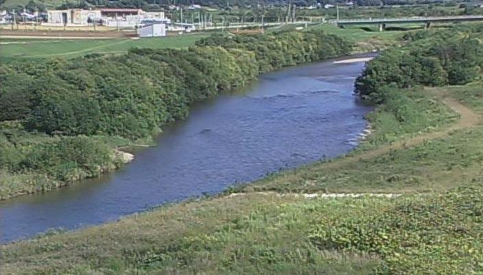 北海道 後志利別川(しりべしとしべつがわ)ライブカメラと雨雲レーダー