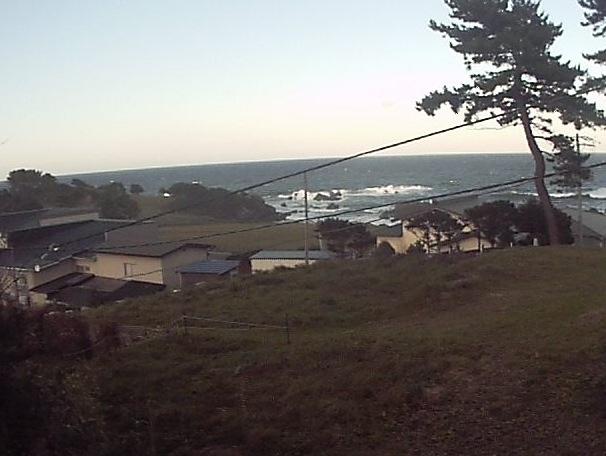 種差海岸ライブカメラ