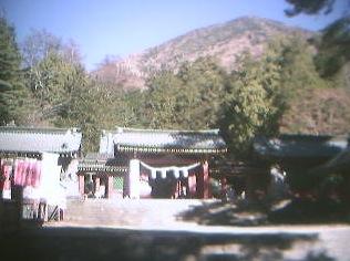 二荒山神社(中宮祠)ライブカメラと雨雲レーダー/栃木県日光市