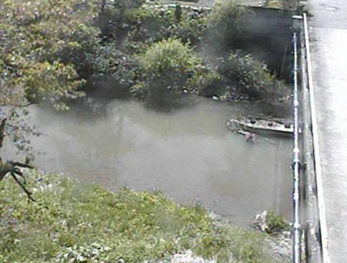 秋田県三種町 三種川ライブカメラと雨雲レーダー