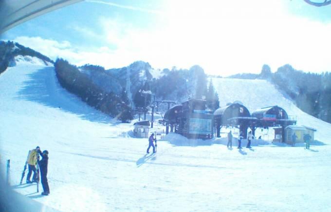 胎内スキー場ライブカメラと雨雲レーダー/新潟県胎内市