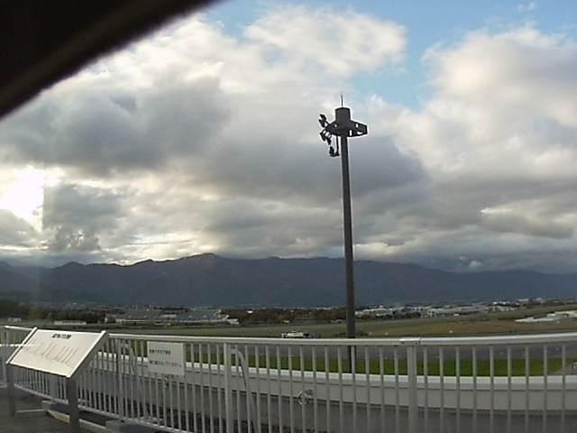 松本空港ライブカメラ