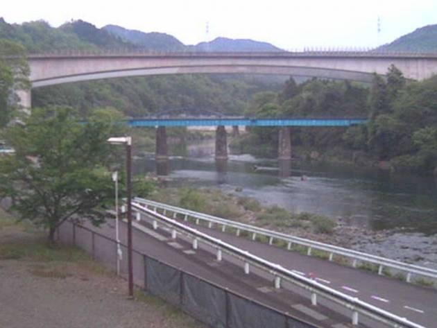 長良川と立花橋周辺ライブカメラ