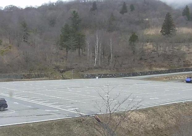 茶臼山高原の駐車場ライブカメラ