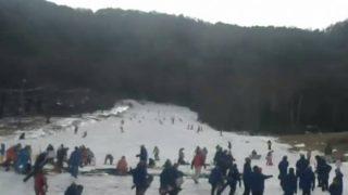 八千穂高原スキー場ライブカメラ(USTREAM)と雨雲レーダー/長野県佐久穂町
