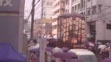 祇園祭り・四条西洞院上蟷螂山町付近がみえるライブカメラと雨雲レーダー/京都府中京区