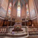 サン・ミッシェル教会の360度パノラマカメラ