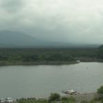 精進湖と富士山ライブカメラ
