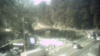 あさやレストハウスライブカメラと雨雲レーダー/栃木県日光市