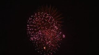 停止中:2014年8月11日 宇治川花火大会が見れるライブカメラと雨雲レーダー/京都府宇治市