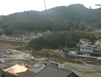 女川町周辺の復興状況ライブカメラと雨雲レーダー/宮城県女川町