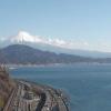 薩埵峠・広重の富士山ライブカメラ