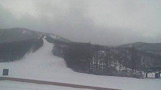 あだたら高原スキー場ライブカメラと雨雲レーダー/福島県二本松市