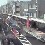 信州上田七夕まつりライブカメラ