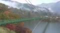 栃木県那須塩原市 もみじ谷大吊橋ライブカメラと雨雲レーダー