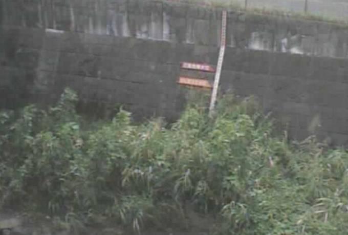 鶴見川 ライブカメラ(下川戸橋)と雨雲レーダー/東京都町田市