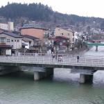 飛騨高山の宮川・鍛冶橋ライブカメラ
