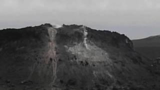 樽前山・火山ライブカメラ(2ヶ所)と雨雲レーダー/北海道苫小牧市