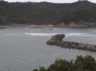 停止中:海洋自然博物館マリンジャム周辺の海ライブカメラと雨雲レーダー/徳島県海陽町