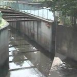 石神井川(芝久保)の水位ライブカメラ