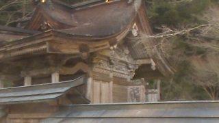 停止中:岐阜県美濃市 大矢田神社ライブカメラと雨雲レーダー