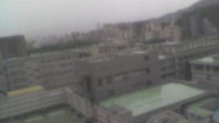 徳島大学工学部ライブカメラと雨雲レーダー/徳島県徳島市