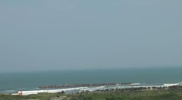 一宮のサーフィンライブカメラと雨雲レーダー/千葉県一宮町