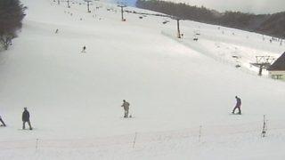 菅平高原ハーレスキーリゾート ライブカメラと雨雲レーダー/長野県上田市
