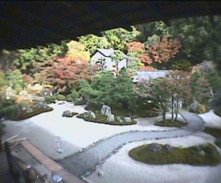 京都市黒谷町 金戒光明寺(こんかいこうみょうじ)ライブカメラと雨雲レーダー