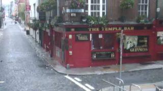 ダブリンのテンプルバーがみえるライブカメラ/アイルランド