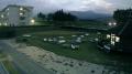 東海大学 阿蘇校舎の水田と阿蘇山ライブカメラと雨雲レーダー/熊本県南阿蘇村