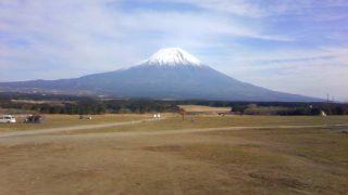 ふもとっぱら 富士山 ライブカメラと雨雲レーダー/静岡県富士宮市