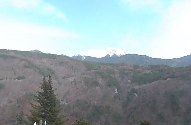 仙丈ケ岳ライブカメラと雨雲レーダー/長野県伊那市