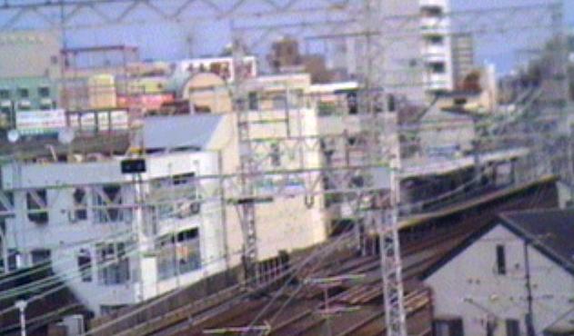 京阪千林駅ライブカメラ