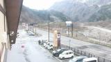 道の駅おたりライブカメラと雨雲レーダー/長野県小谷村