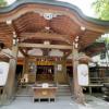 竹島神社の360度パノラマカメラ