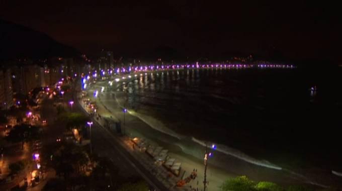 停止中:リオデジャネイロパラリンピックライブカメラ(NHK)/ブラジル・リオデジャネイロ