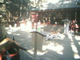 二荒山神社(本社)ライブカメラ