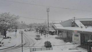 八郎潟駅 ライブカメラと雨雲レーダー/秋田県八郎潟町