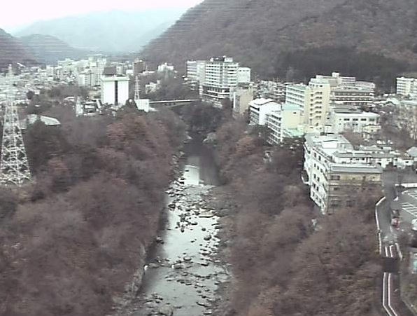 鬼怒川温泉(きぬがわおんせん)ライブカメラ