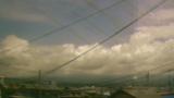 静岡県富士宮市 富士山ライブカメラ3と雨雲レーダー