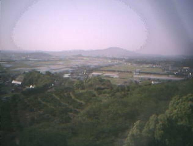 玉名市天水町・有明海・雲仙ライブカメラと雨雲レーダー/熊本県玉名市