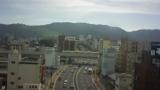 奈良大宮通り油坂附近がみえるライブカメラと雨雲レーダー/奈良県奈良市