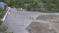 砺波チューリップ公園・五連揚水水車ライブカメラと雨雲レーダー/富山県砺波市